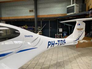 PH-TDS met nieuw paint scheme